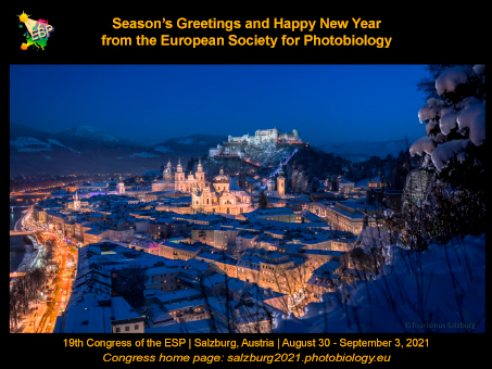 Seasons's Greetings from ESP